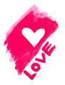 love symbol and word ''love'' - PhotoDune Item for Sale