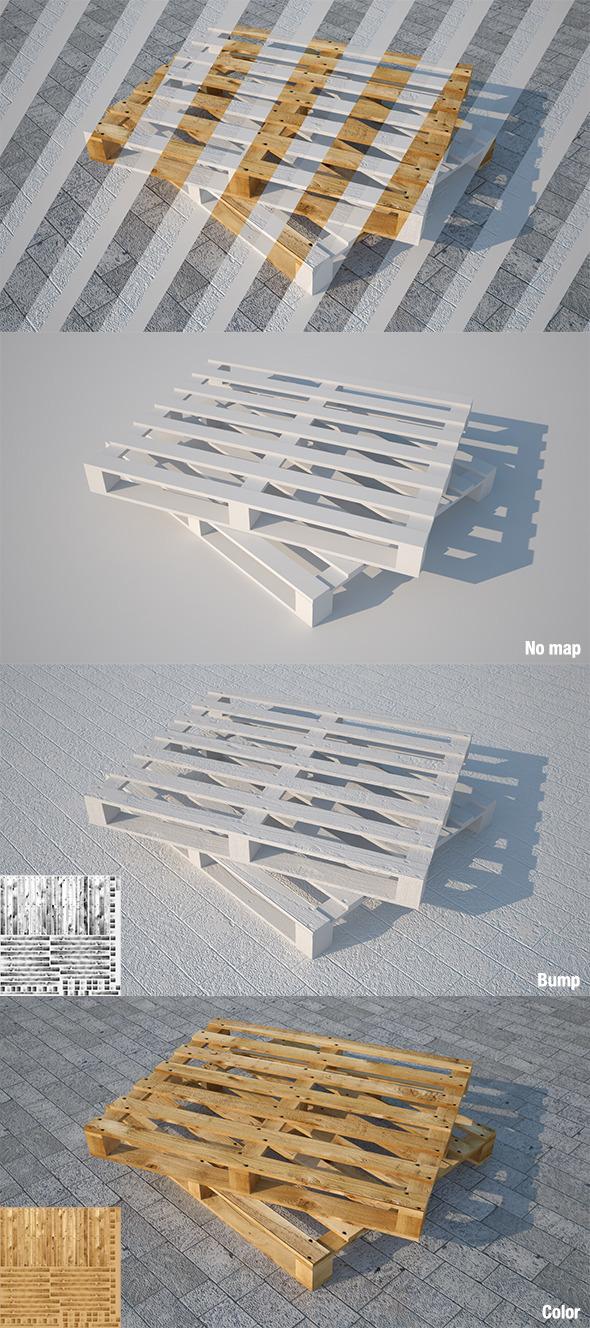 3DOcean Pallet 8588251