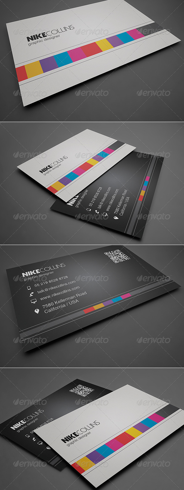 GraphicRiver Creative Business Card 8588399