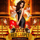 Red Carpet Flyer Template - GraphicRiver Item for Sale