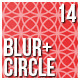 14 Circle and Blur Backgrounds - GraphicRiver Item for Sale