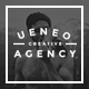 Ueneo - Creative One Page PSD Template