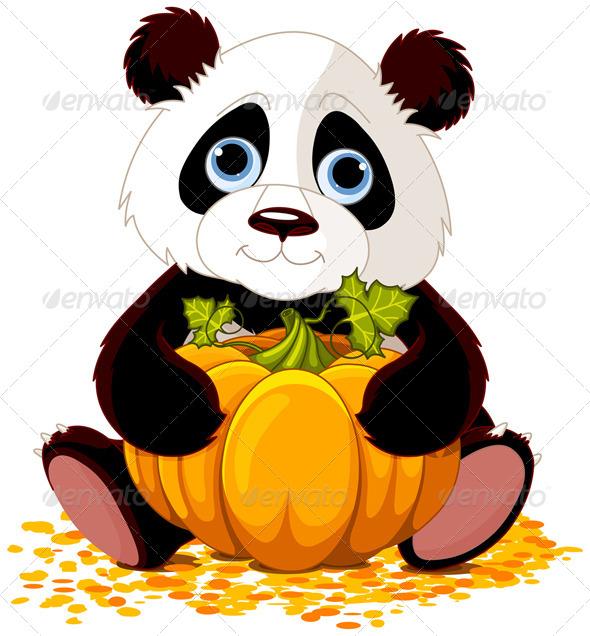 GraphicRiver Panda 8589224