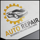 Auto Repair Logo - GraphicRiver Item for Sale
