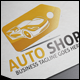 Auto Shop Logo - GraphicRiver Item for Sale