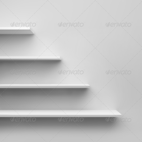 GraphicRiver Shelves 8589780