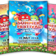Summer Festival Flyer - GraphicRiver Item for Sale