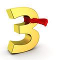 Three the winner - PhotoDune Item for Sale
