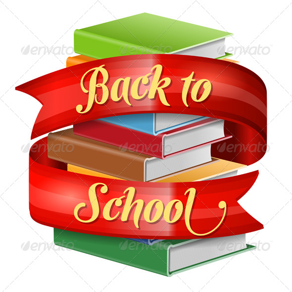 GraphicRiver Welcome Back to School 8591023