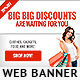 Big Big Sale Web Banner - GraphicRiver Item for Sale