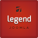 Legend - Responsive Joomla Template - ThemeForest Item for Sale