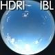 HDRI IBL 1509 Blue Clear Sky