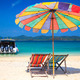 Beach chair on koh Khai island, Krabi, Thailand - PhotoDune Item for Sale