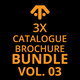 Catalogue / Brochure Bundle Vol. 03 - GraphicRiver Item for Sale