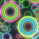 VJ Colorful Circle Background - VideoHive Item for Sale