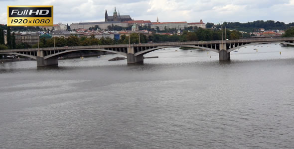Charles Bridge and Prague Castle 3