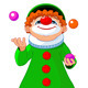 Juggling Clown - GraphicRiver Item for Sale
