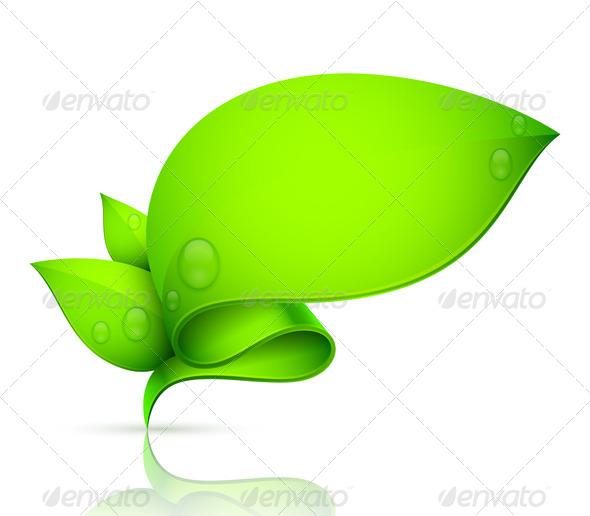 GraphicRiver Leaf Banner 8594872