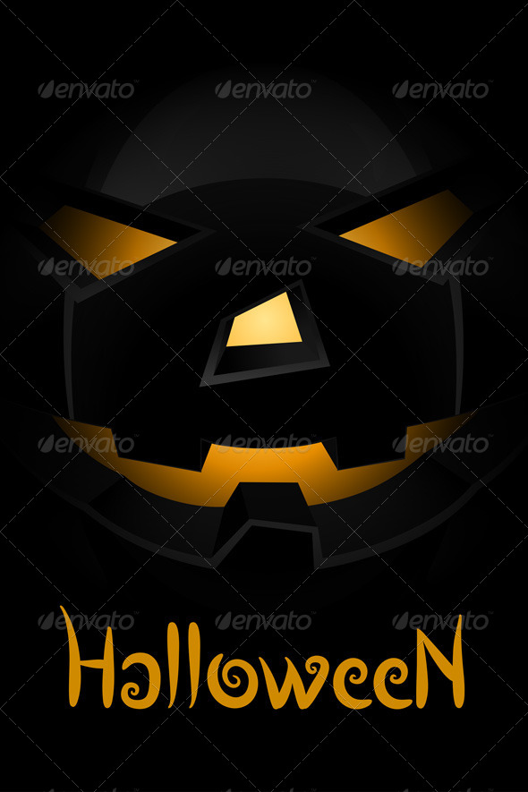 GraphicRiver Background for Halloween Party 8595676