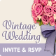 Vintage Wedding Theme - ThemeForest Item for Sale