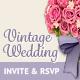 Vintage Wedding Theme - ThemeForest Item for Sale