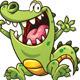 Cartoon Crocodile - GraphicRiver Item for Sale