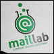 Mail Lab Logo - GraphicRiver Item for Sale