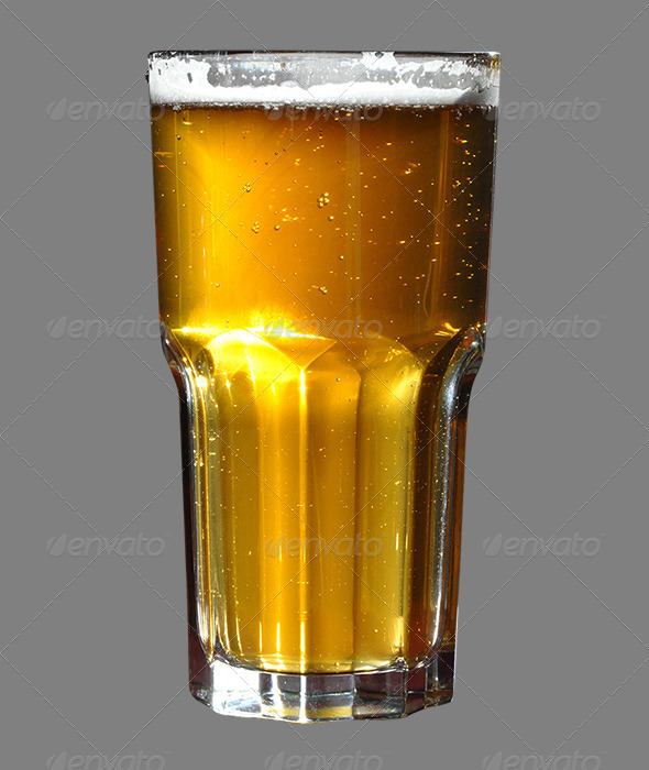 GraphicRiver Beer Glass 8596820