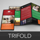 Photography Portfolio Trifold Brochure Template  - GraphicRiver Item for Sale