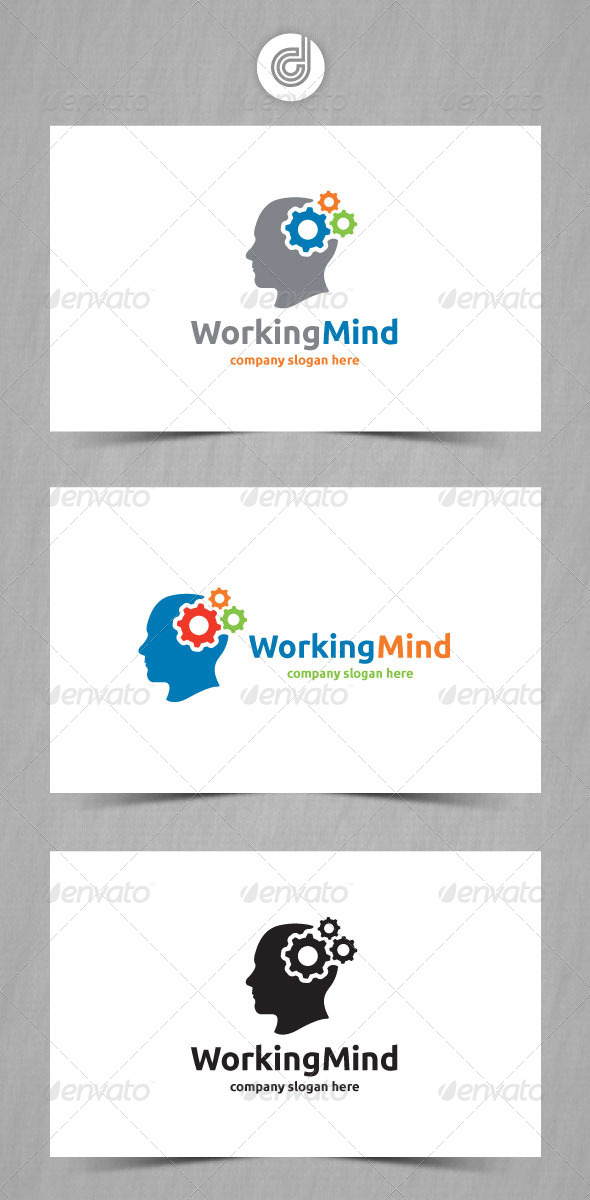GraphicRiver Working Mind 8597187