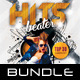 3 in 1 Music Night Party CD Cover Bundle - GraphicRiver Item for Sale
