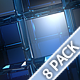 Glass Backgrounds - VideoHive Item for Sale
