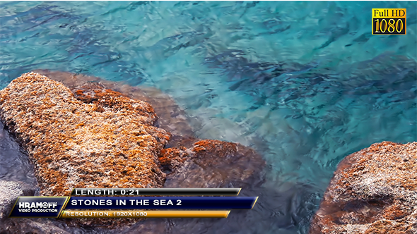 Stones In The Sea 2