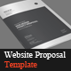 Website Project Proposal Template Vol-1 - GraphicRiver Item for Sale