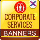 Corporate Marketing Banners - GraphicRiver Item for Sale