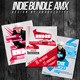 Indie amx - GraphicRiver Item for Sale