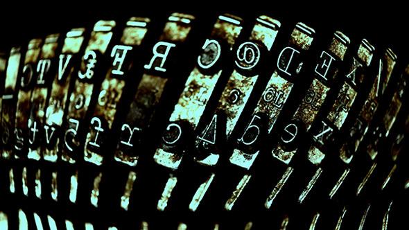 Vintage Typewriter 4
