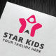 Star Kids Logo Template - GraphicRiver Item for Sale