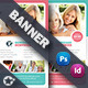 Home Care Banner Templates - GraphicRiver Item for Sale