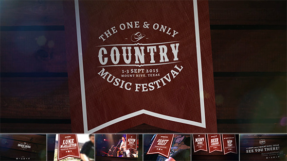 One & Only Country Music Festival