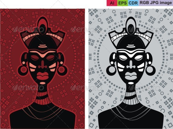 GraphicRiver African People 8603232