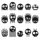 Set of Cute Monsters Vector - GraphicRiver Item for Sale