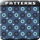 12 Donut Patterns - GraphicRiver Item for Sale