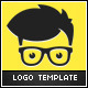 Geek Boy Logo v2 - GraphicRiver Item for Sale