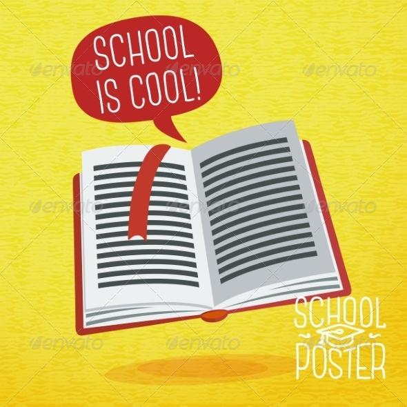 GraphicRiver Back to School Design Template 8604383
