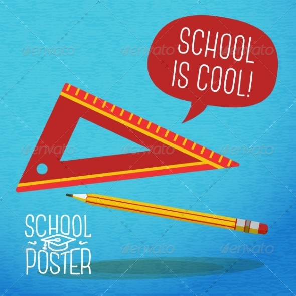GraphicRiver Back to School Design Template 8604469