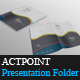 Actpoint Presentation Folder - GraphicRiver Item for Sale