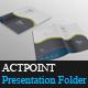 Actpoint Presentation Folder - GraphicRiver Item for Sale