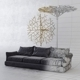 Sofa_constanta - 3DOcean Item for Sale
