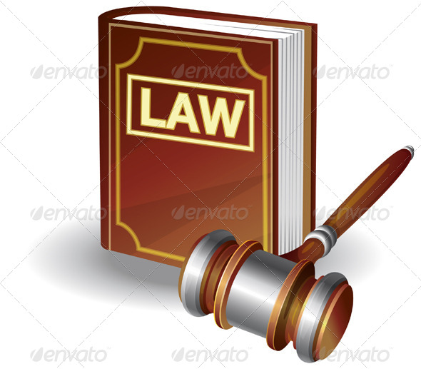GraphicRiver Legal Practice Icon 8605046